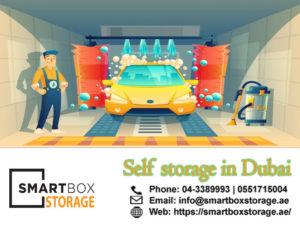 Self storage in Dubai