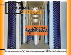 self storage facility in Dubai